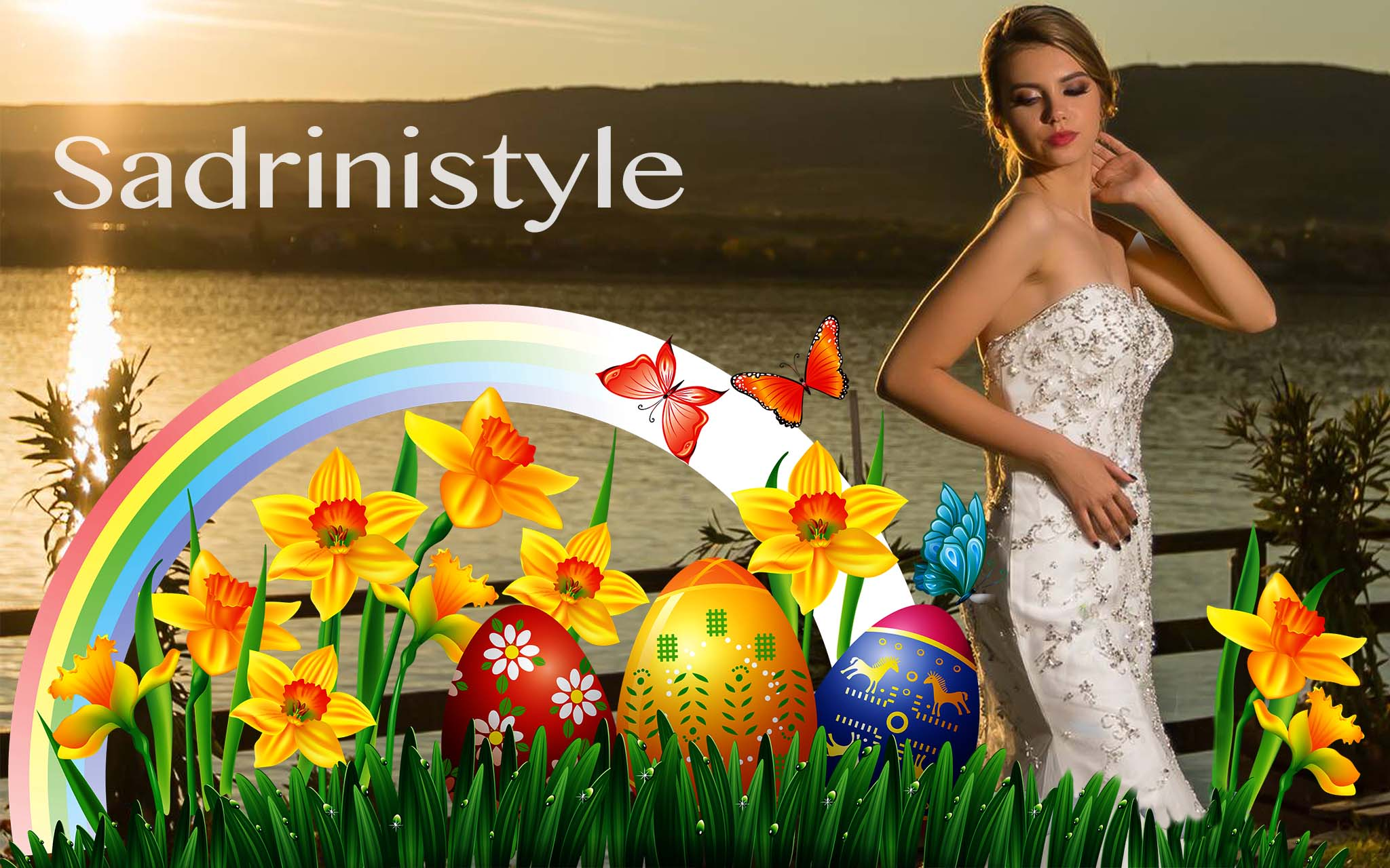 easter wedding dresses sadrinistyle