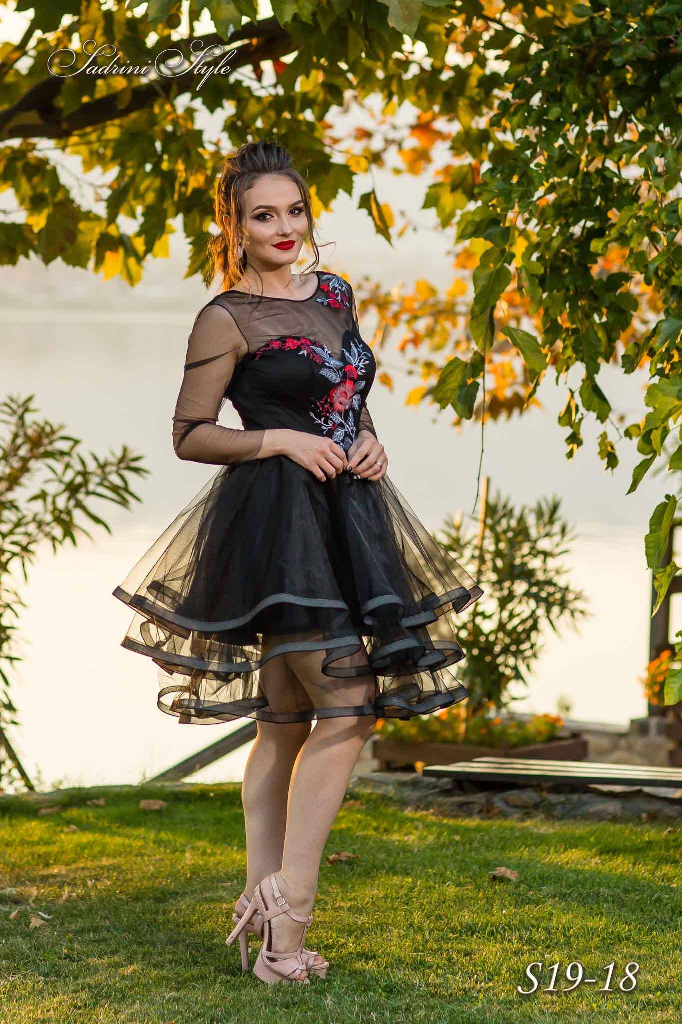Rochie ocazie 2019 Sadrini Style cat II-32