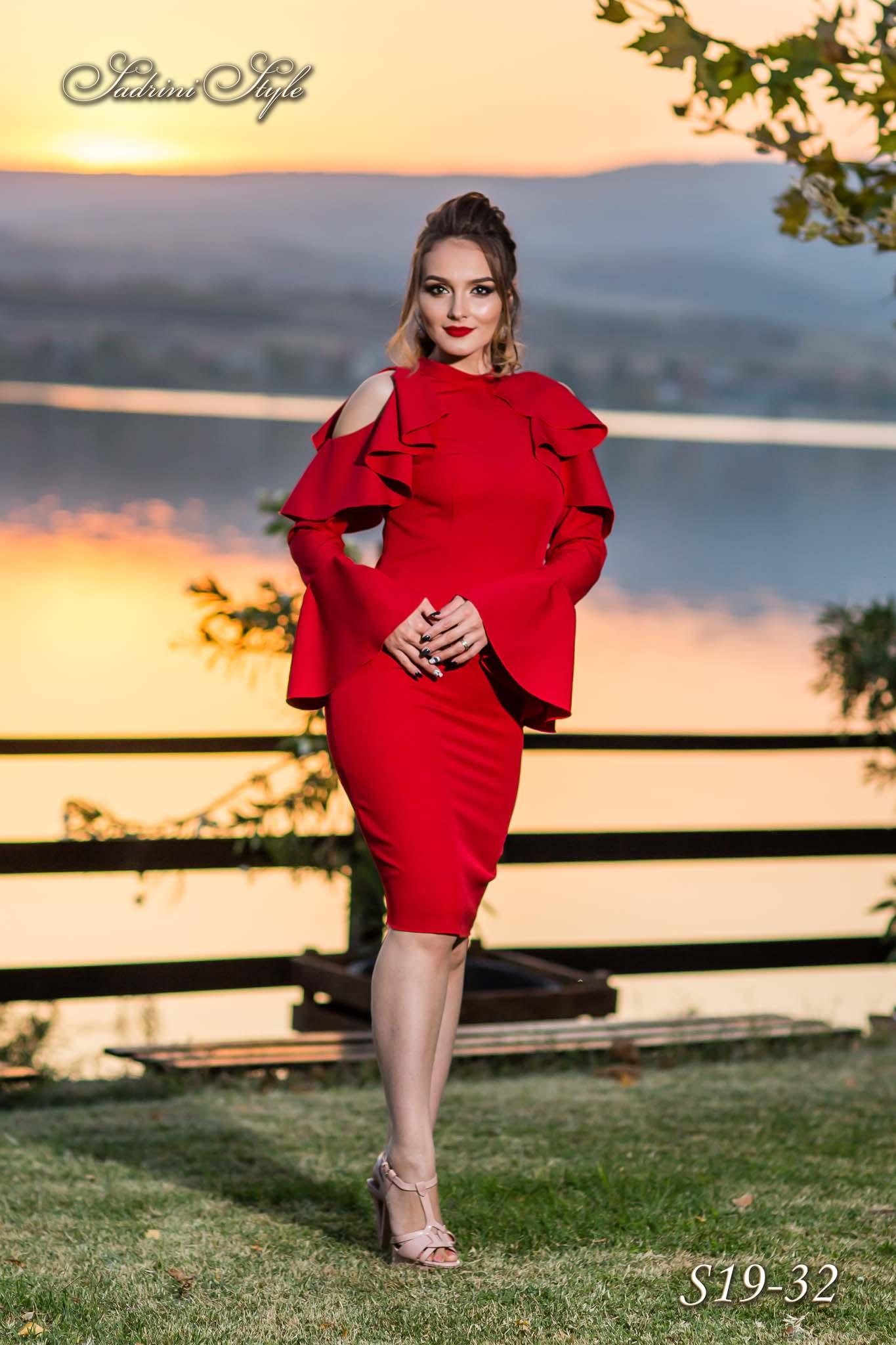 Rochie ocazie 2019 Sadrini Style cat II-60